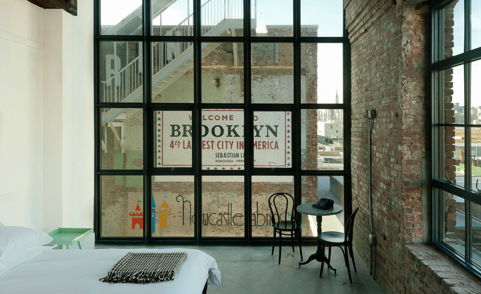 The 10 Best Brooklyn And Queens Boutique Hotels For 2018 Wallpaper