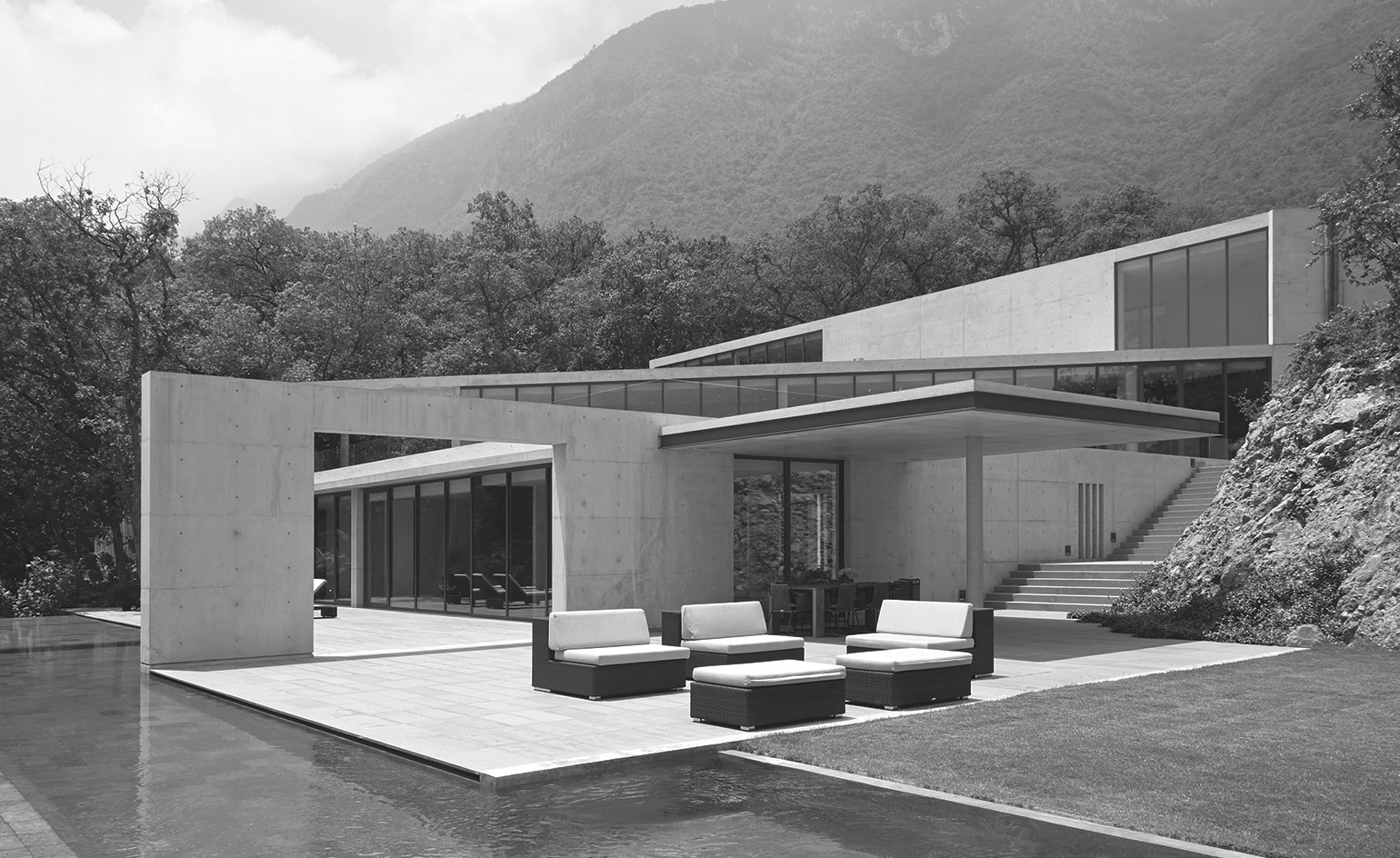 Modern Work of Mexican Architecture |Modern Mexican Architecture