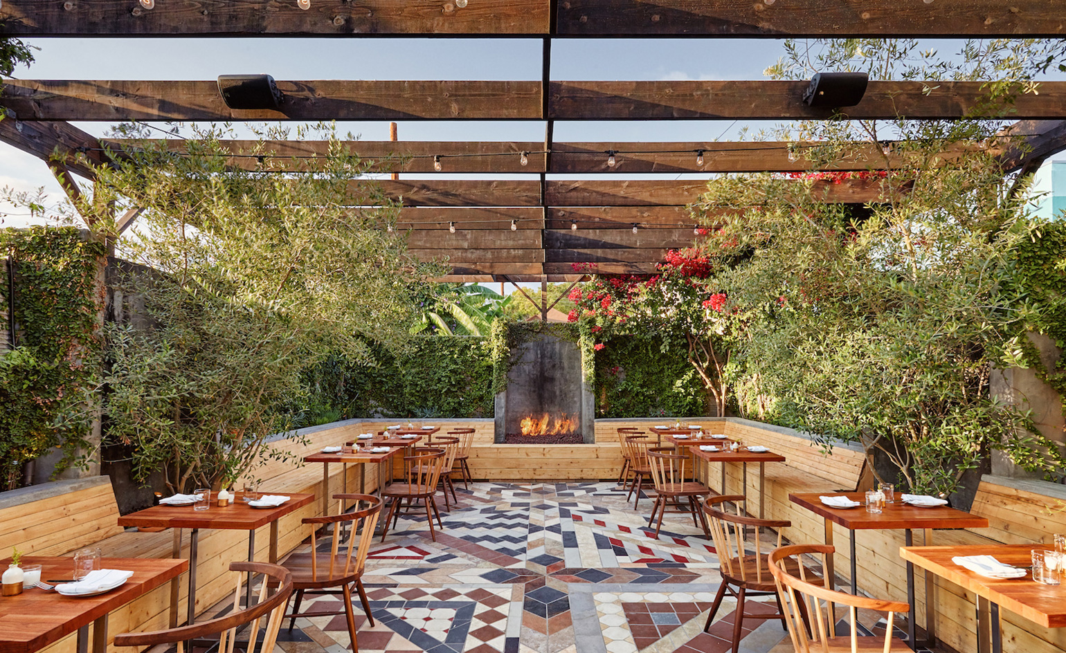 Best Restaurant Decor Los Angeles : The best los angeles restaurants for californian cuisine