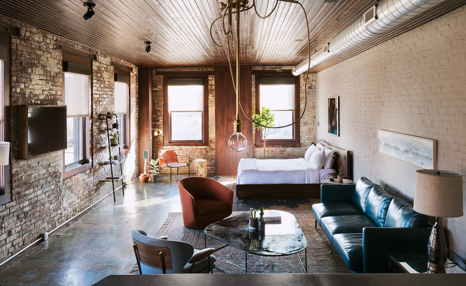 The 6 Best Hotels In Philadelphia For Design Lovers
