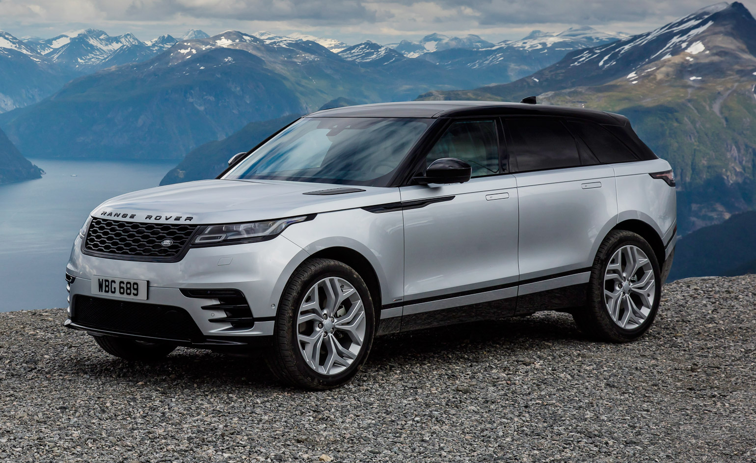Range Rover Velar: Quiet Confidence In A Handsome Package