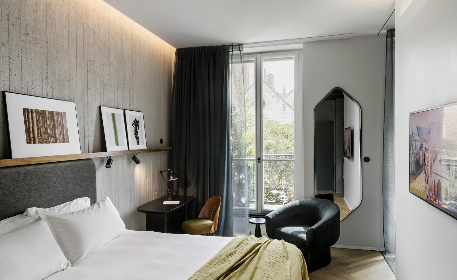 Hotel national des arts et m tiers hotel review paris for Chambre de hotel france