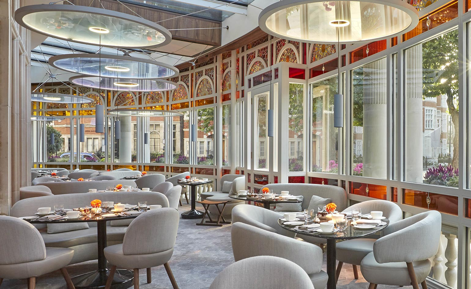 Jean Georges At The Connaught Restaurant Review London
