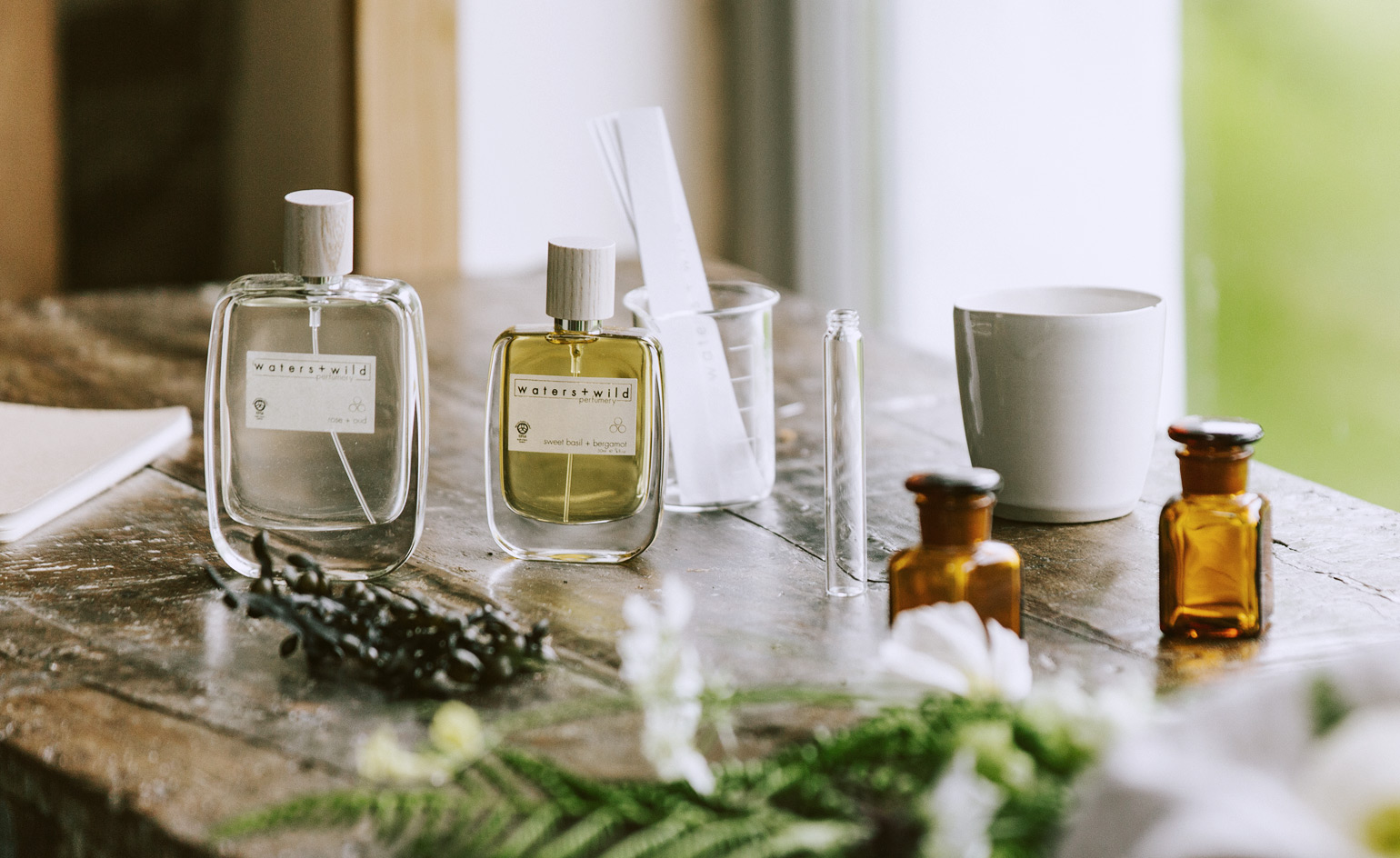But Joan Woods Is Hoping To Change That With Waters Wild Producing Attractive Certified Organic Fragrances And Scented Candles From