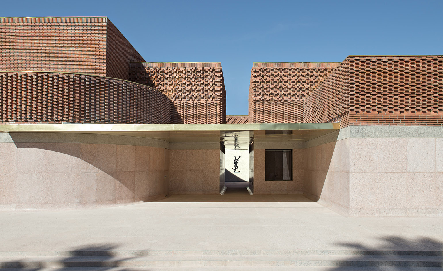 The Yves Saint Laurent Museum Opens In Marrakech Wallpaper
