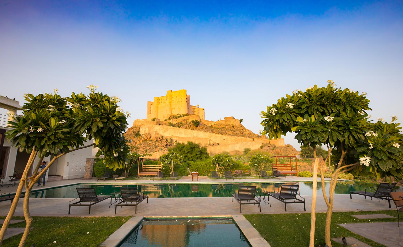 Alila Fort Bishangarh Hotel Review Rajasthan India