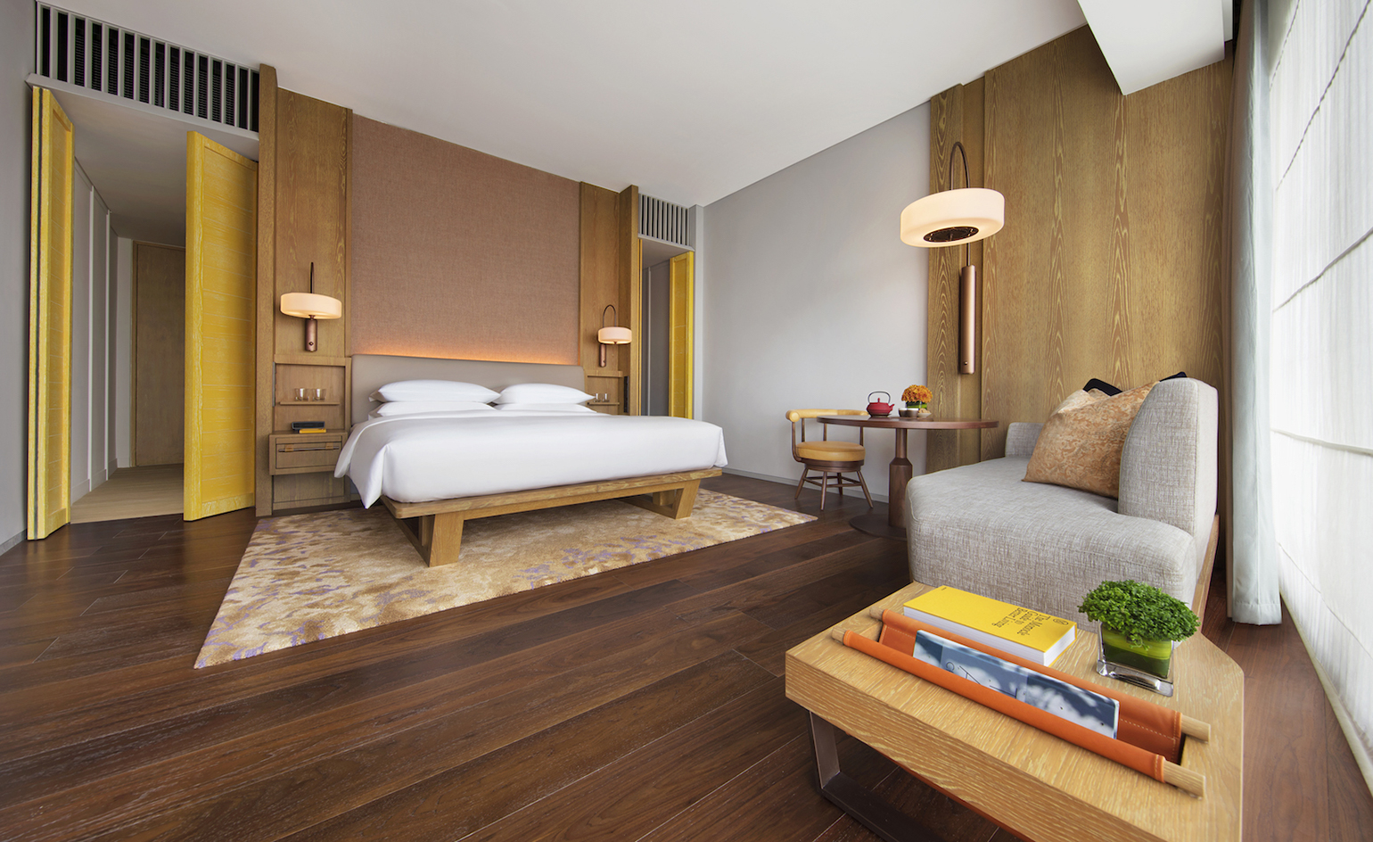 Andaz singapore wallpaper for Design hotel singapore
