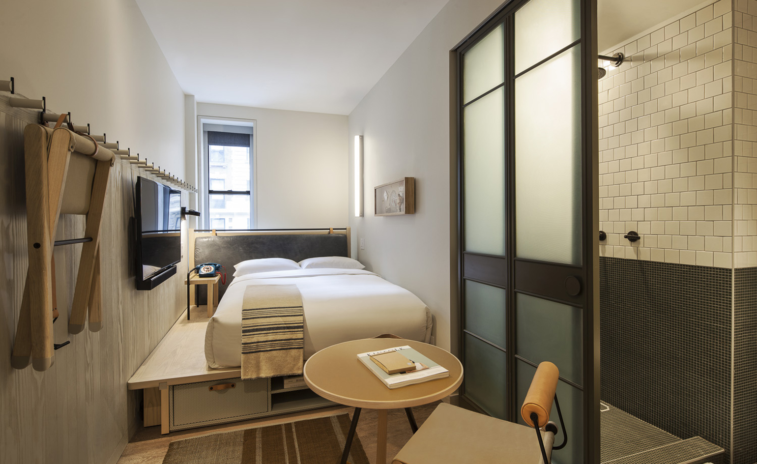 Moxy Times Square Hotel Review New York Usa Wallpaper