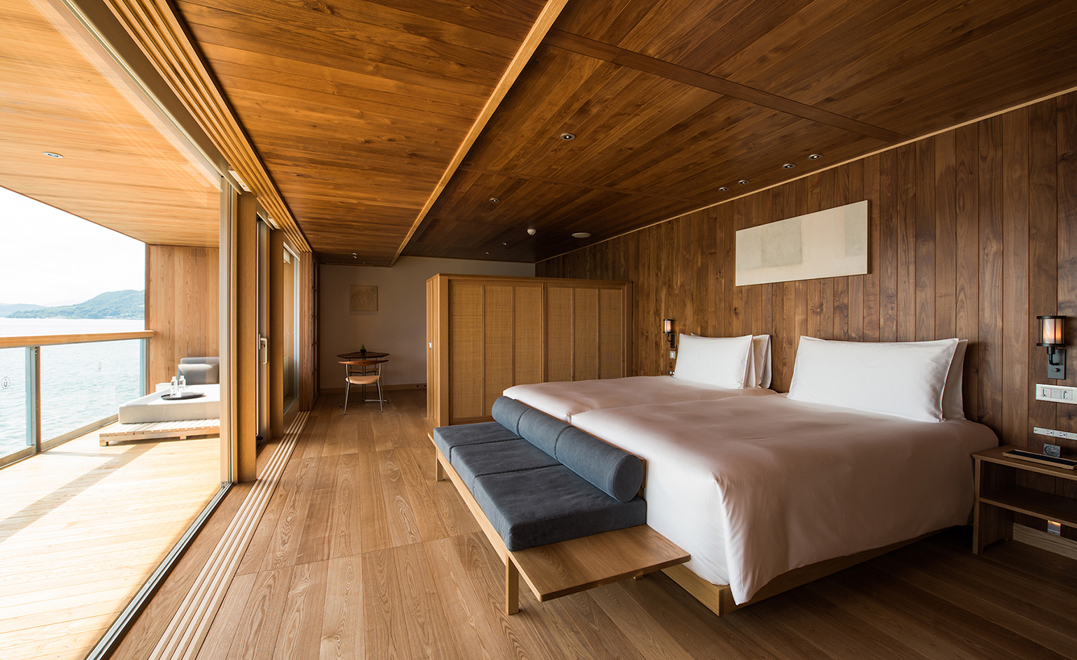 Gunt hotel review setouchi japan wallpaper for Design hotel japan