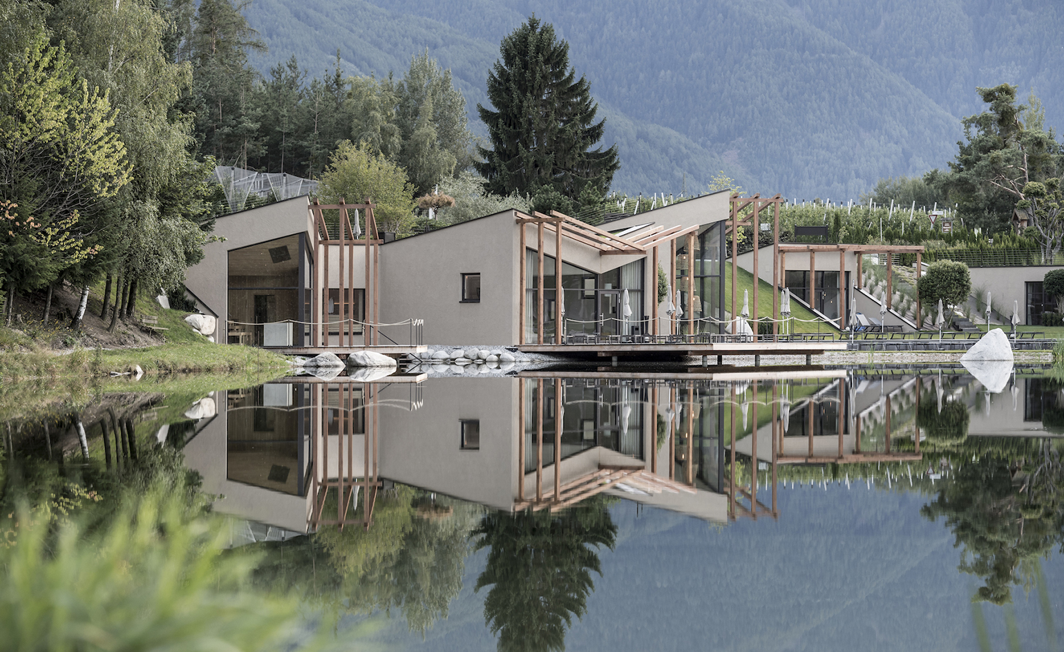 Seehof Nature Retreat Hotel Review South Tyrol Italy