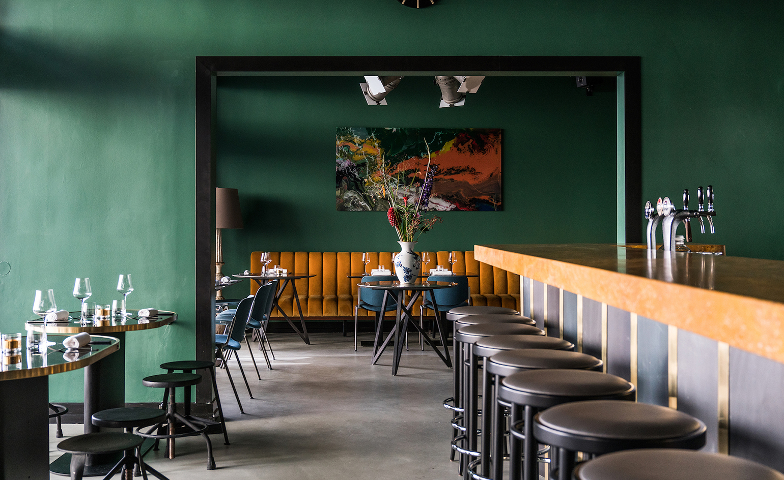 To The Bone Restaurant Review Berlin Germany Wallpaper