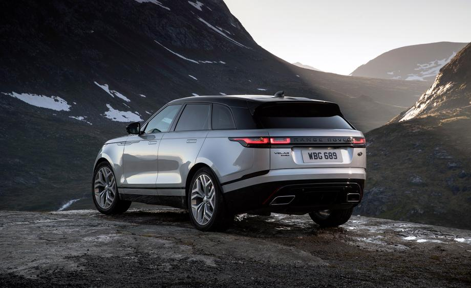 Range Rover Velar Review 2018 Design Perspectives