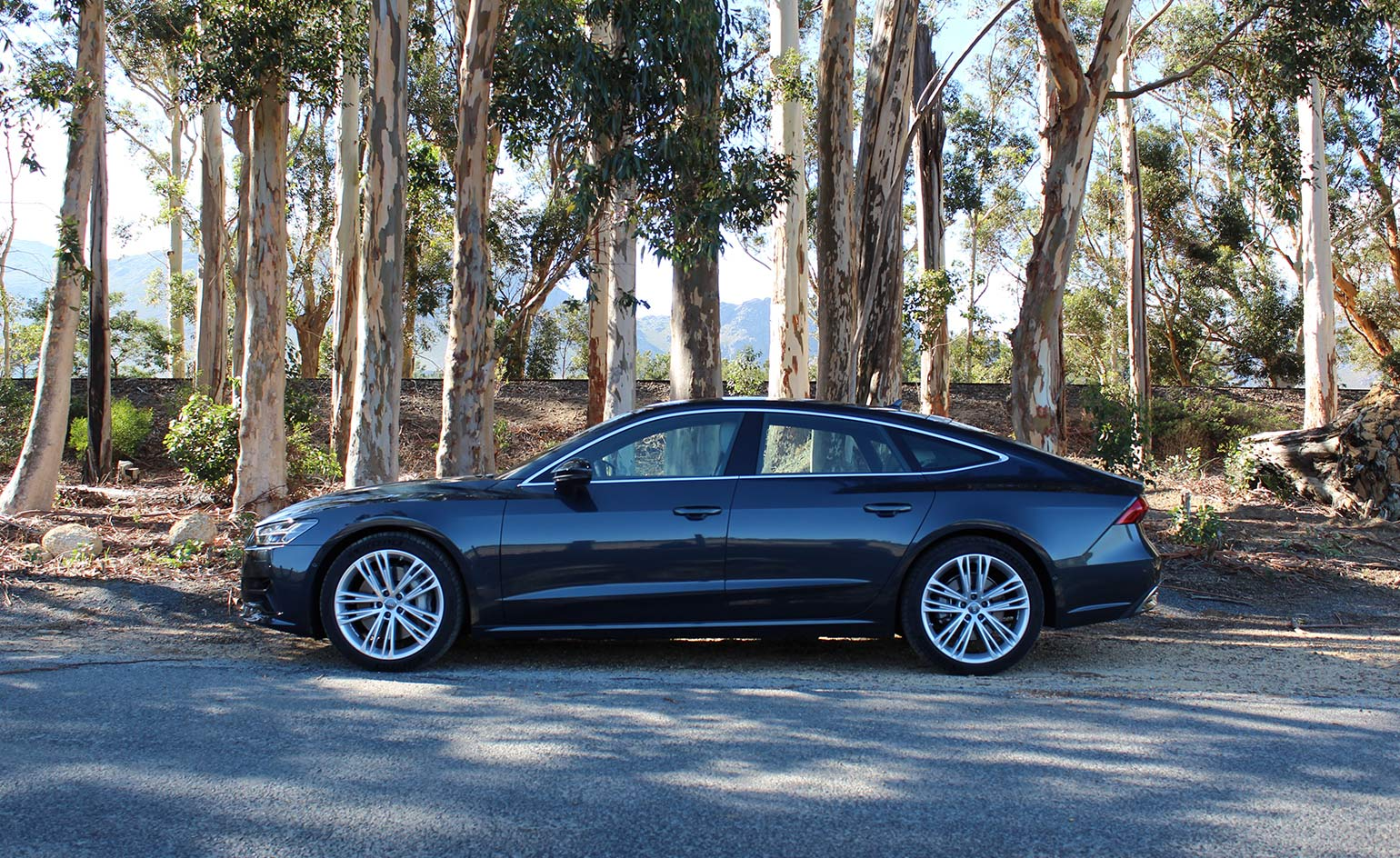 Audi A7 Sportback Review And Test Drive 2018 Wallpaper