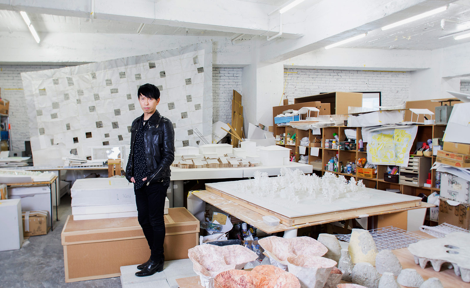 Junya Ishigami S Architecture Aims High And Digs Deep