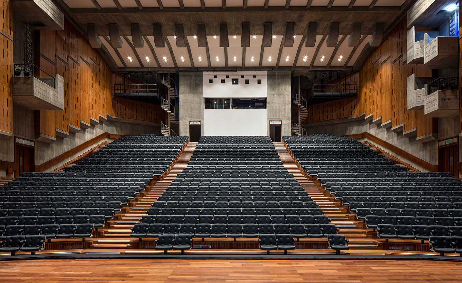 Southbank S Queen Elizabeth Hall And Purcell Room Reopen