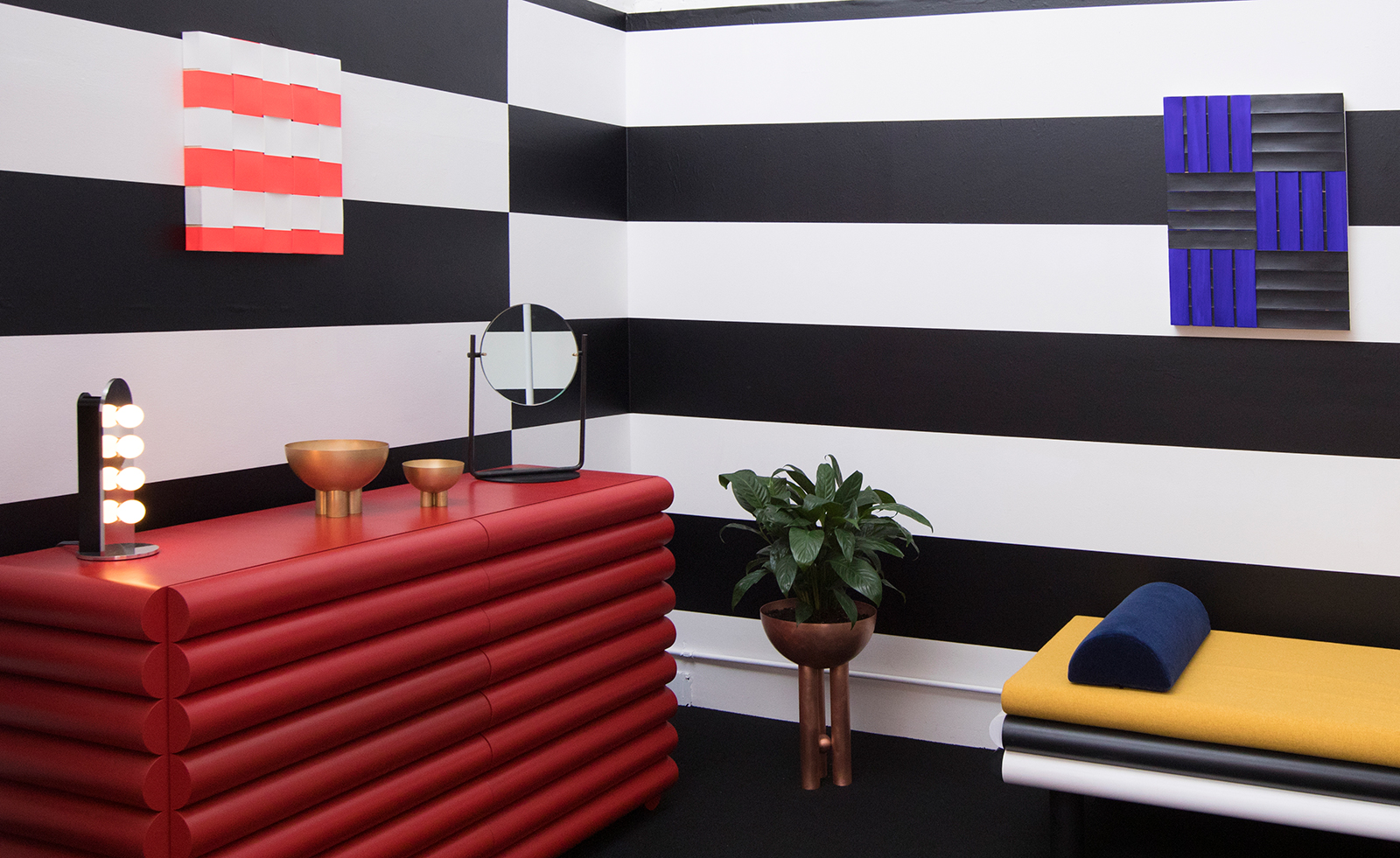 A Memphis Hotel Suite Opens At New York Design Week 2018
