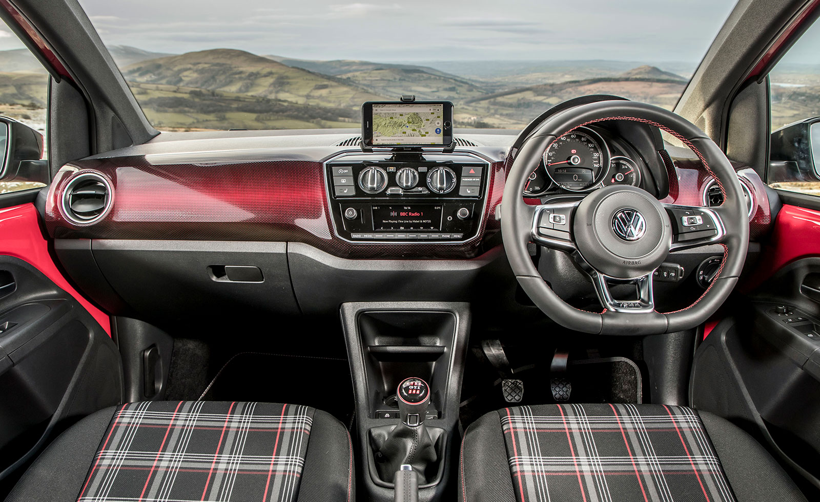 Volkswagen GTI Up review and test drive | Wallpaper*