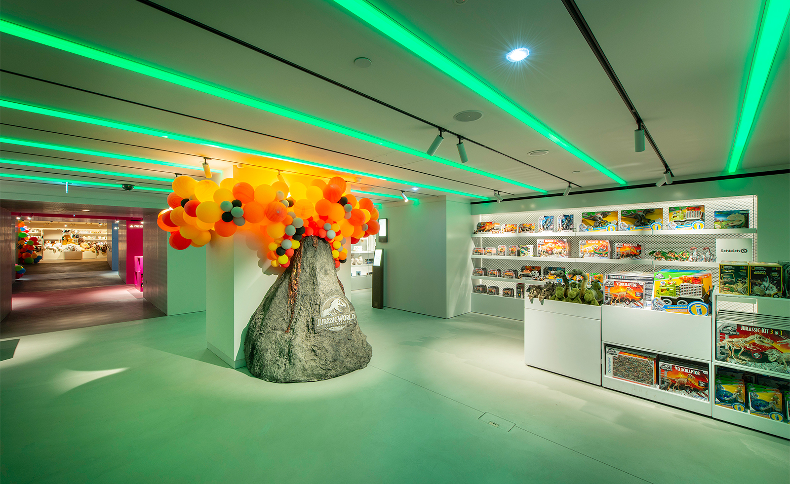 Harrods New Toy Department Designed By Farshid Mossavi