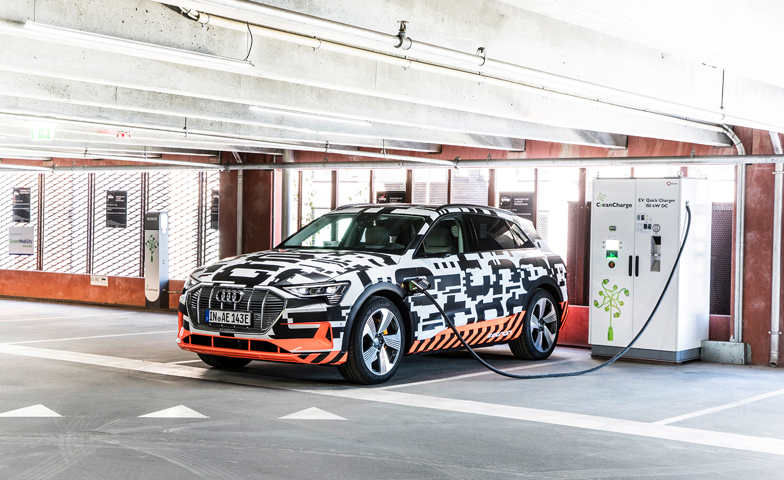 Audi E Tron Suv Electric Car Review And Test Drive Wallpaper