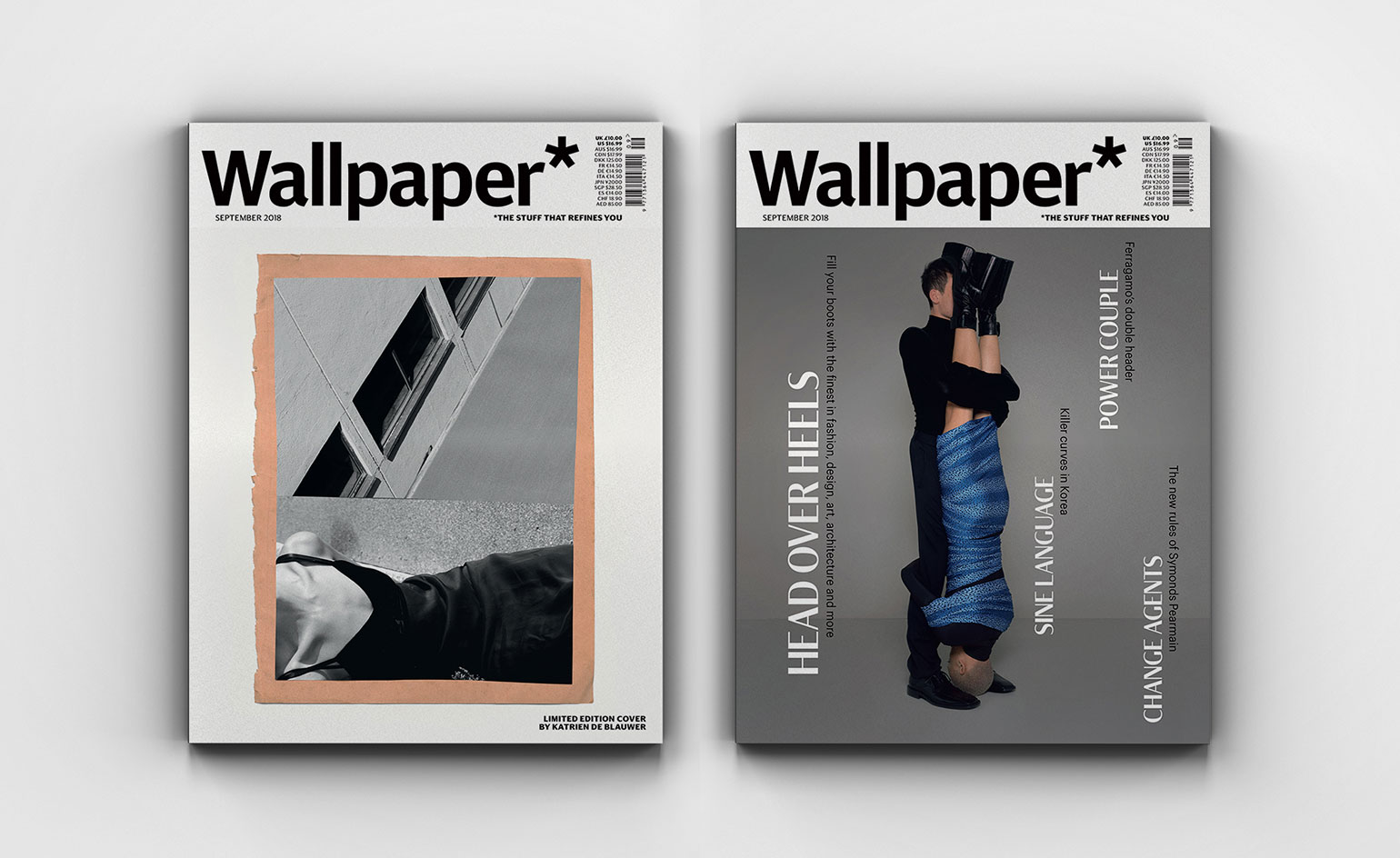 Nick Compton Introduces The Wallpaper 2018 Style Special Wallpaper