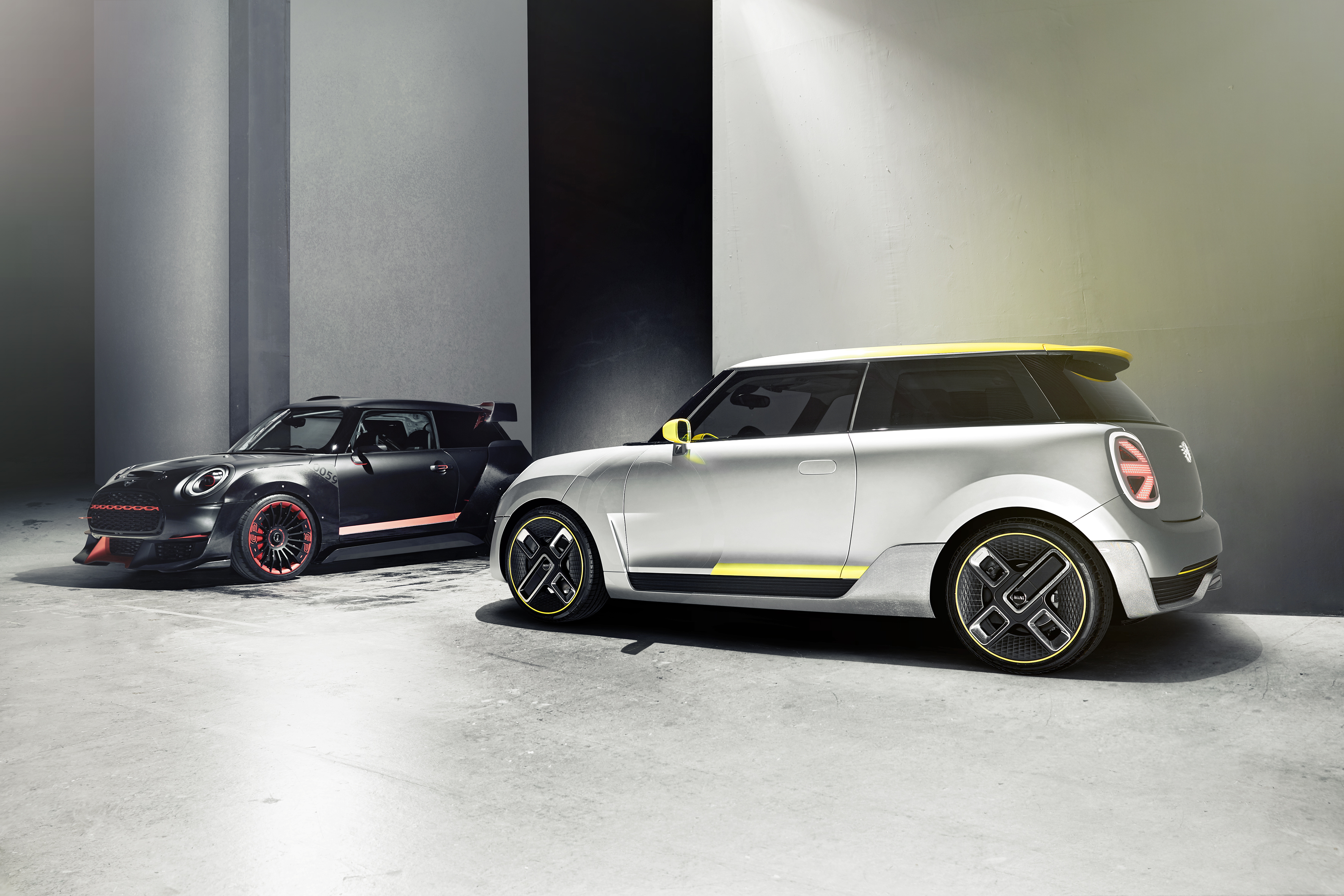 History Of Mini Design As The Car Marque Goes Electric Wallpaper