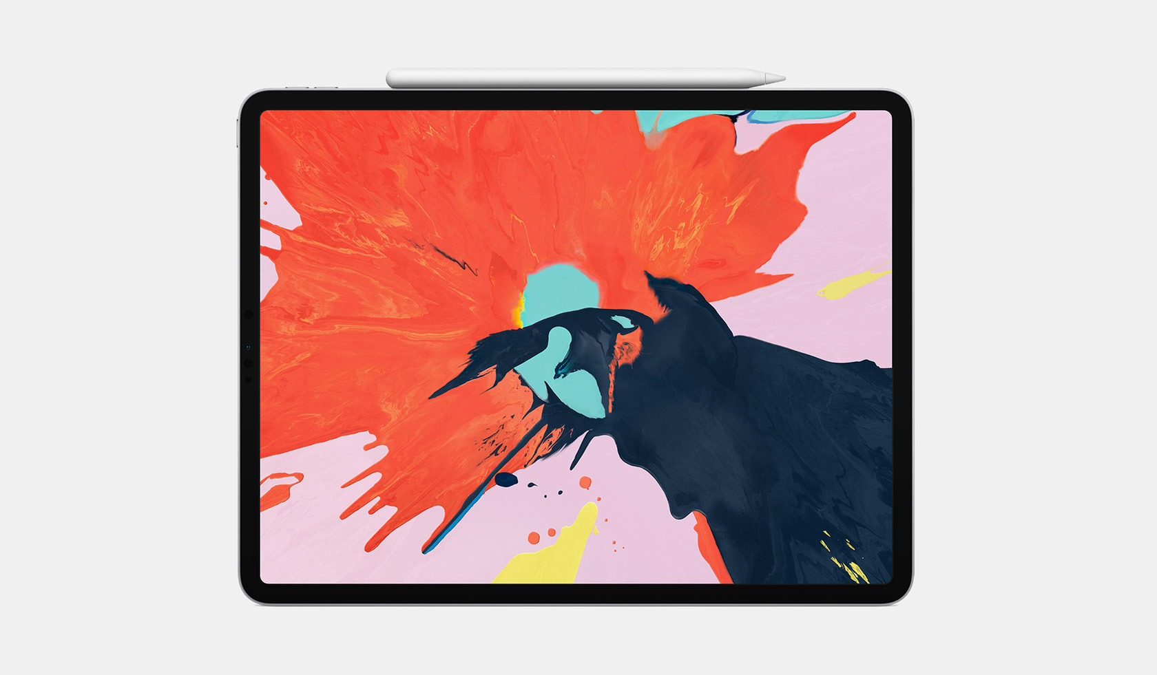 Apple Announces New Ipad Pro With Full Screen Design Wallpaper