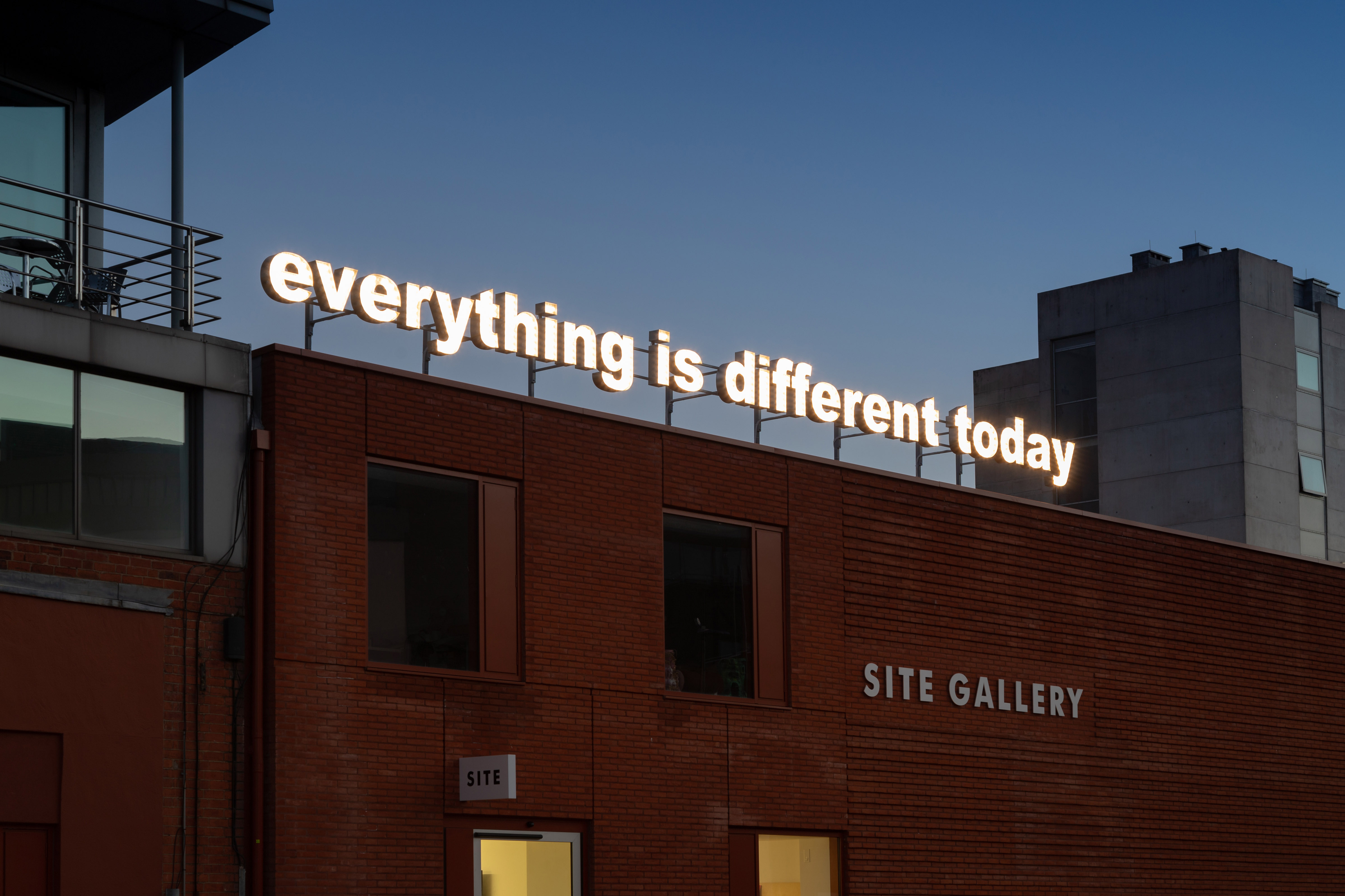 Site gallery in Sheffield is redesigned by DRDH architects ...