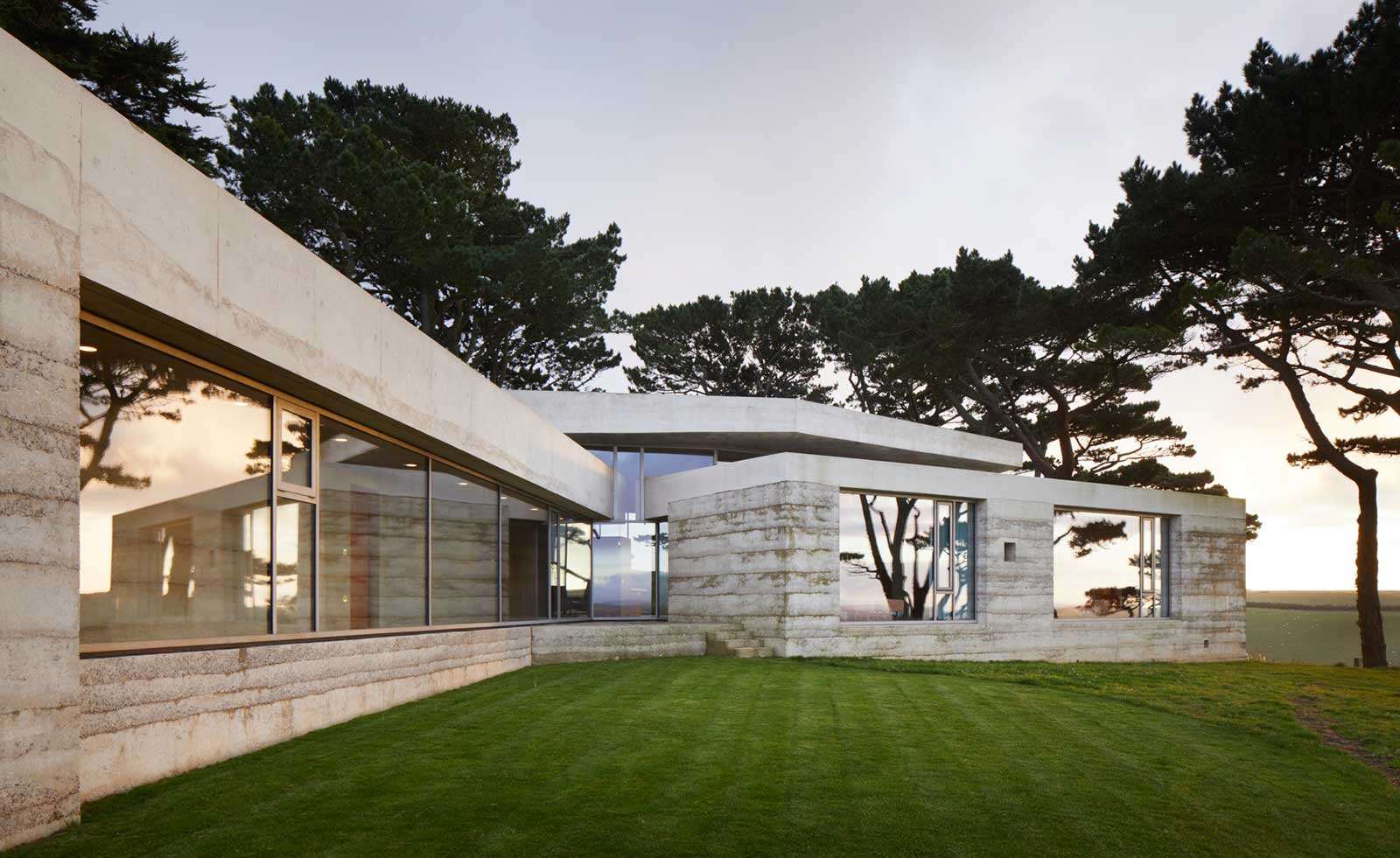Peter Zumthor S Secular Retreat For Living Architecture Wallpaper