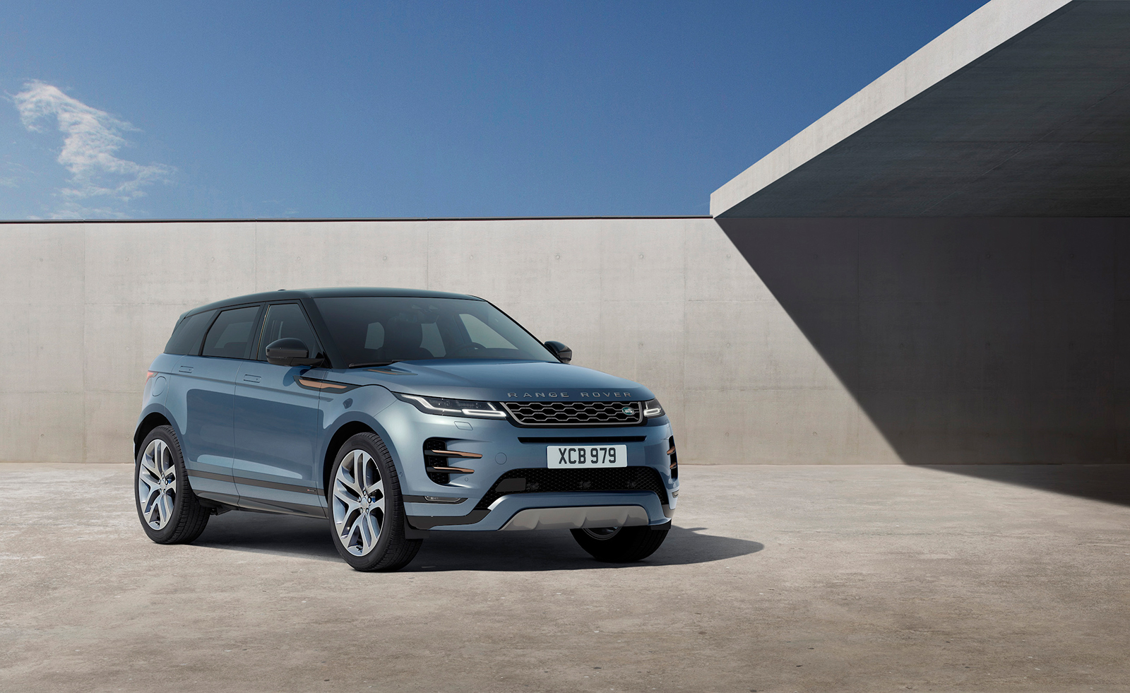 Range Rover Evoque 2019 Design Review Wallpaper