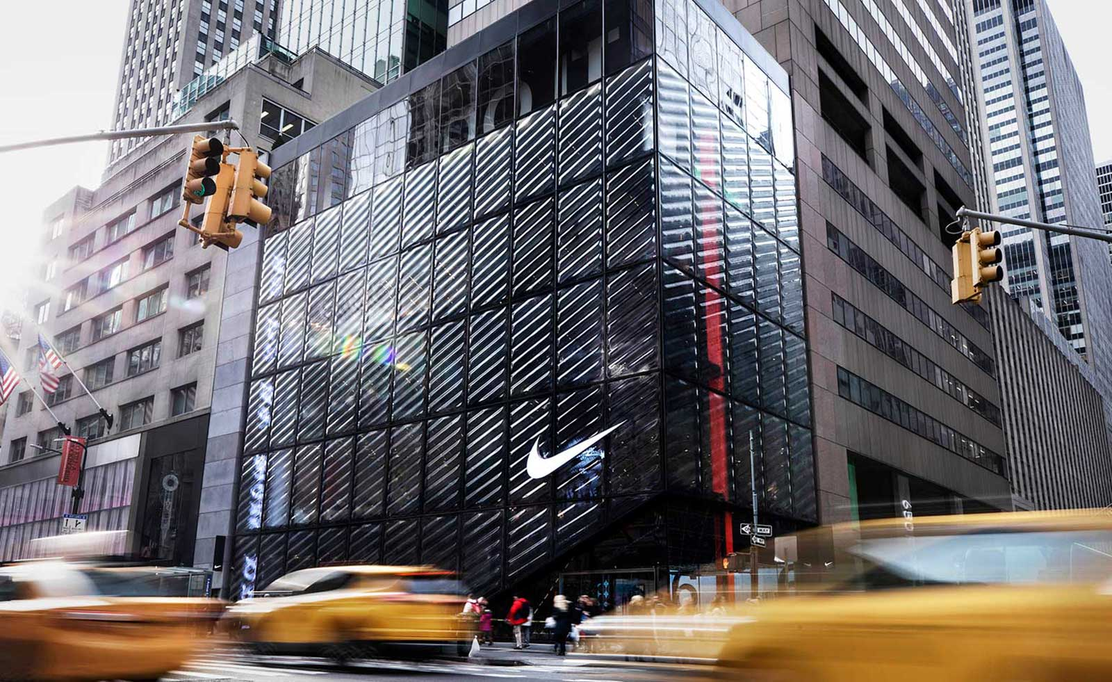 Nike Opens House Of Innovation Flagship In New York City
