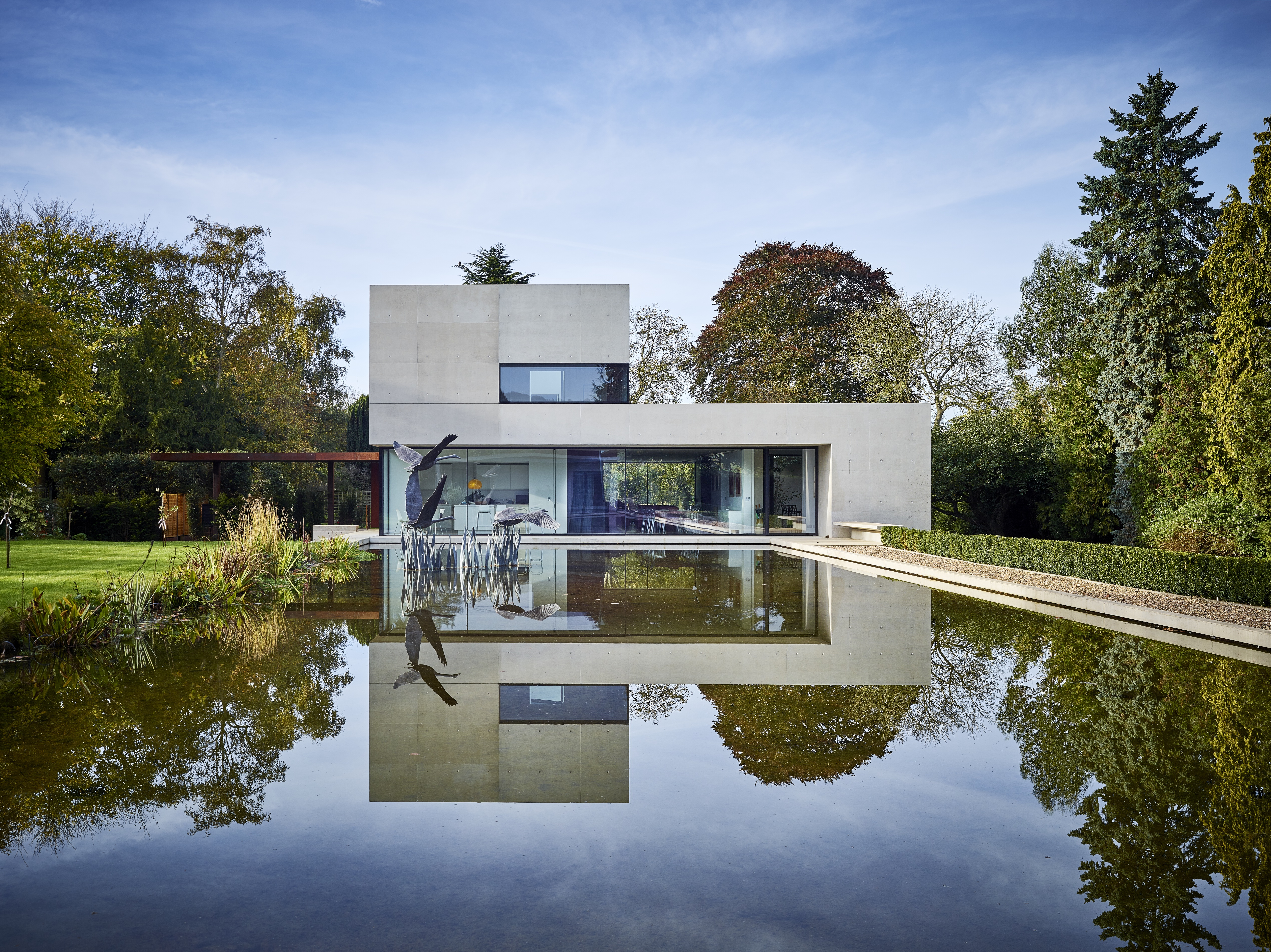 Pheasants House Shortlisted For Riba House Of The Year 2018