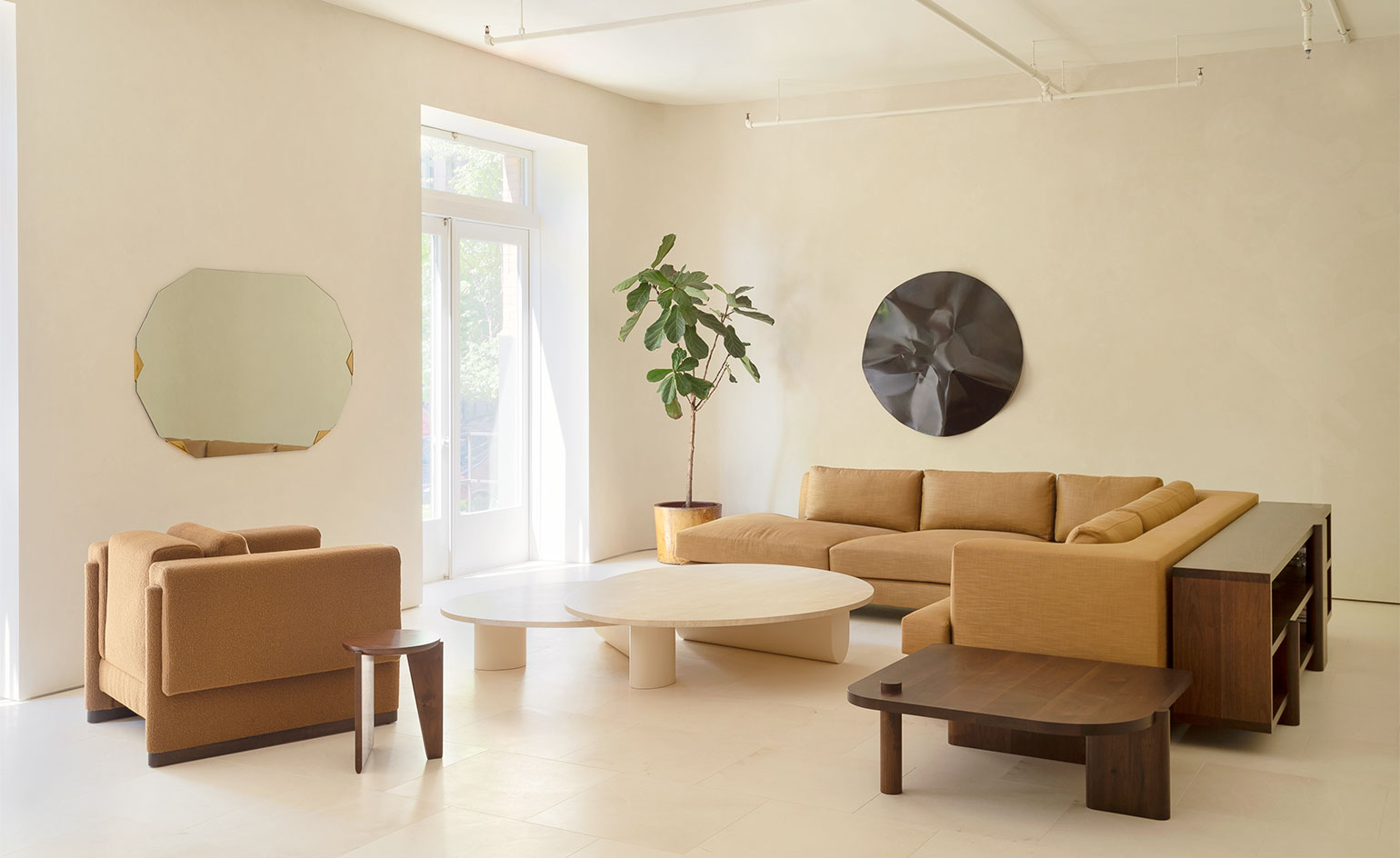 Egg Collective Opens New Showroom In Tribeca New York Wallpaper