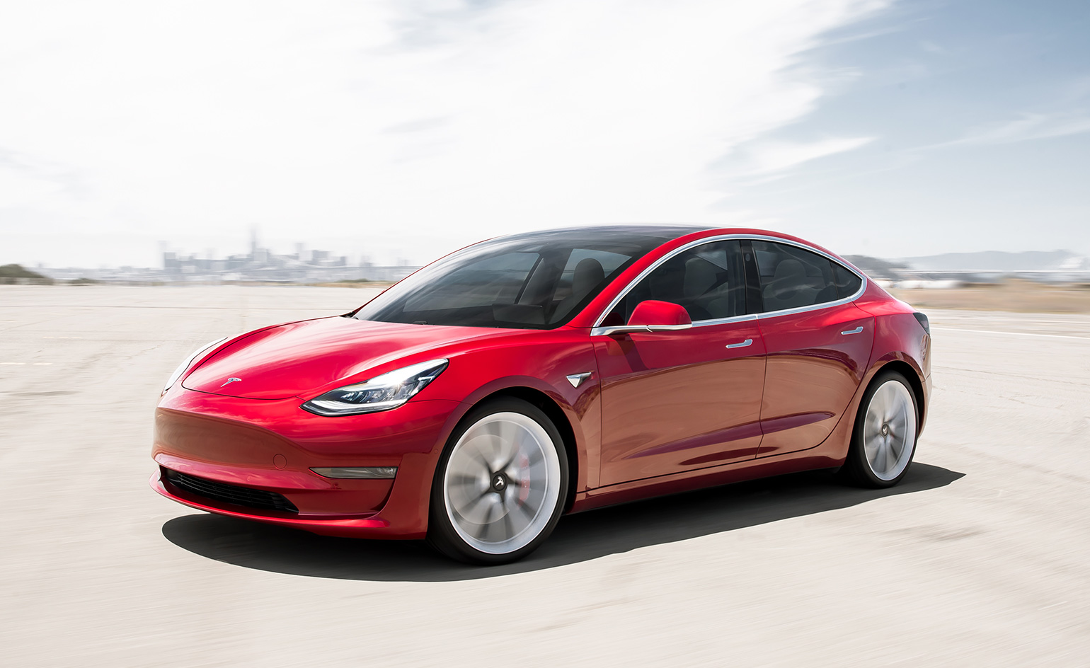 Tesla Model 3 Review And Test Drive Wallpaper