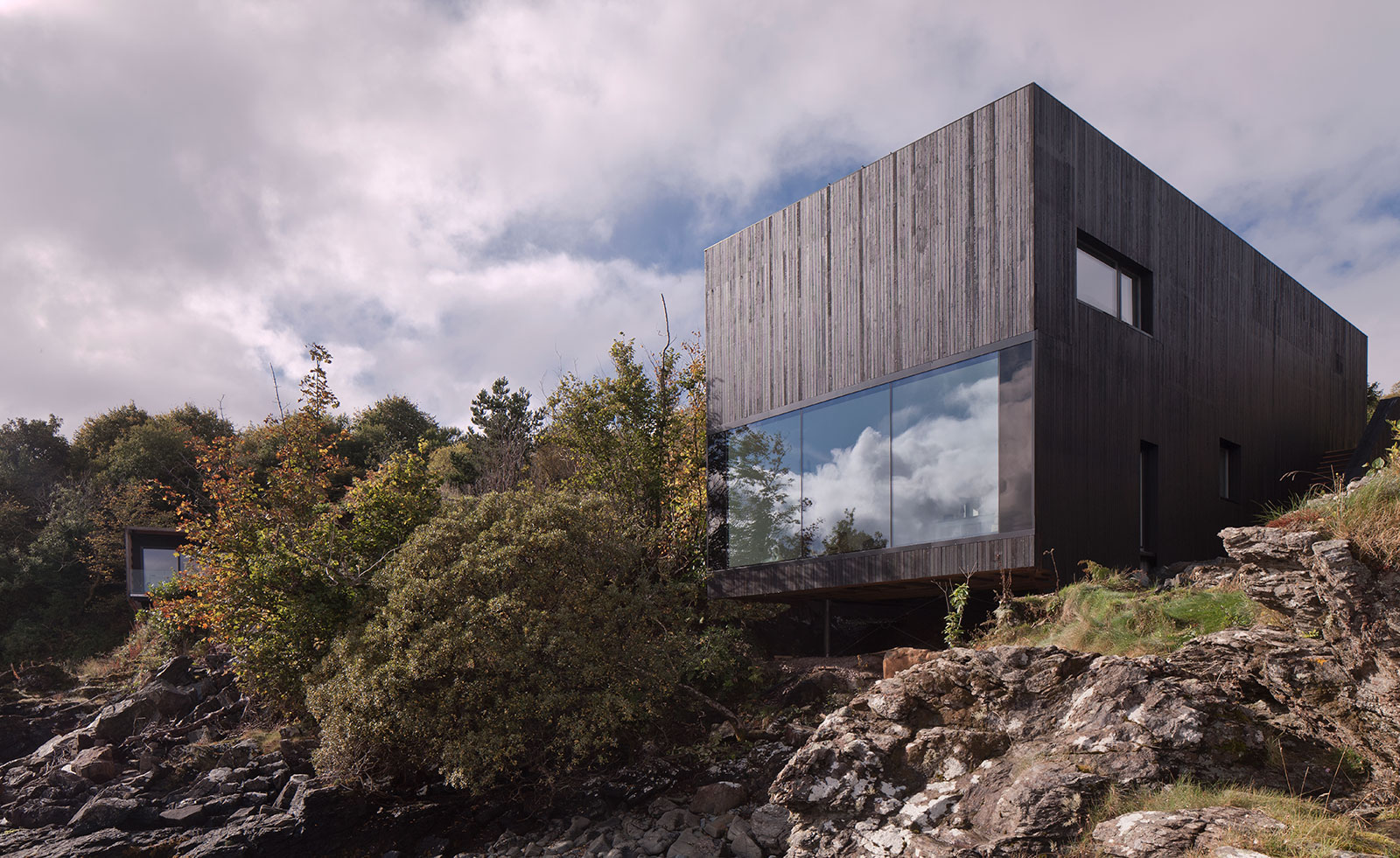 Dualchas Architects Black House On The Isle Of Skye