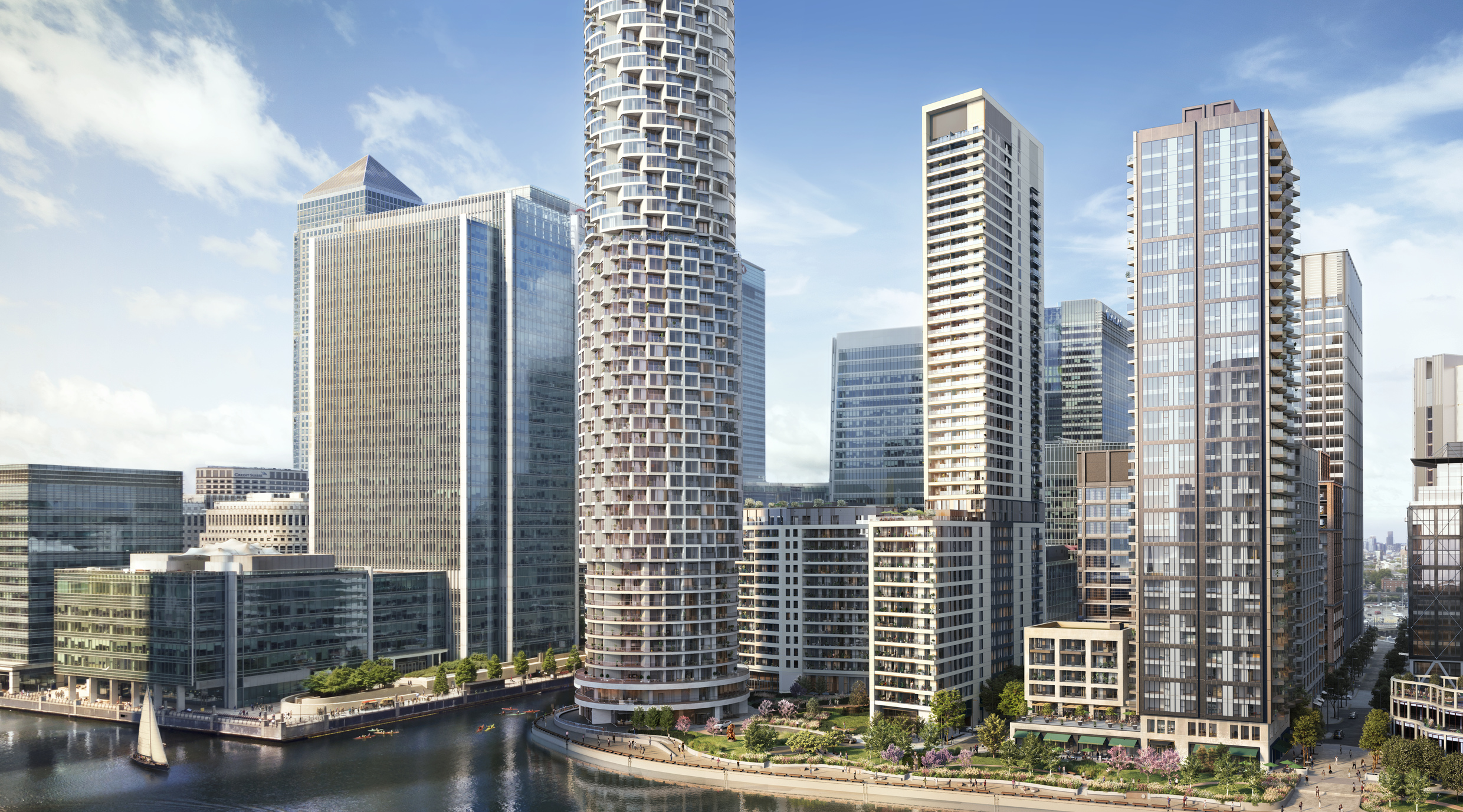 London Calling The Latest Residential Developments From The UK Fascinating Herzog De Meuron To Design Residential High Rise In London