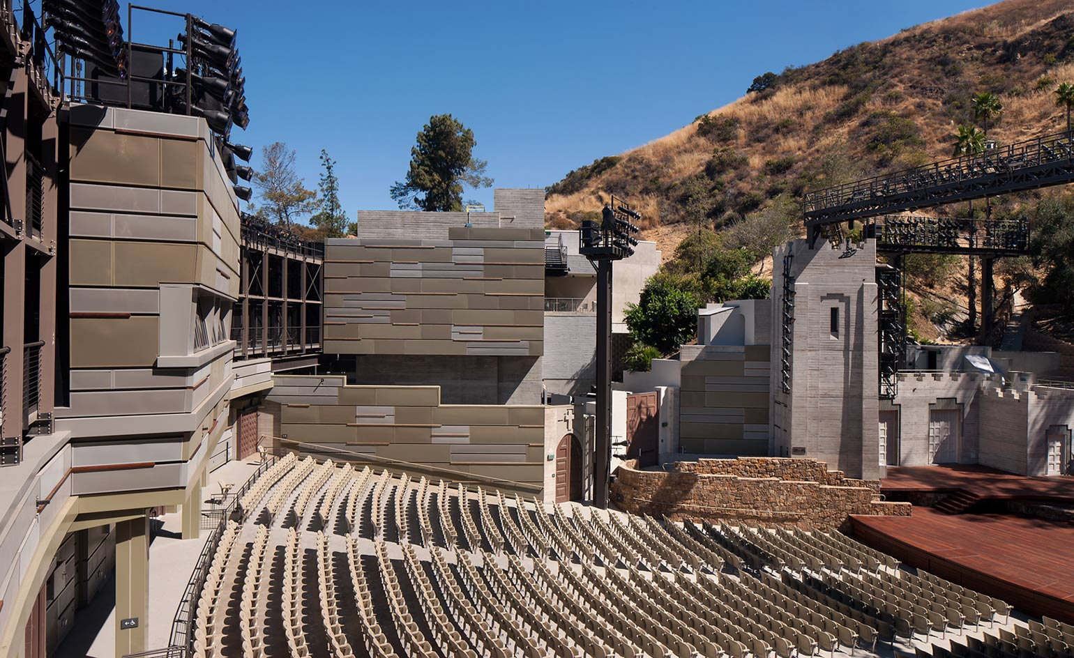 The John Anson Ford Theatre Reopens After Renovation