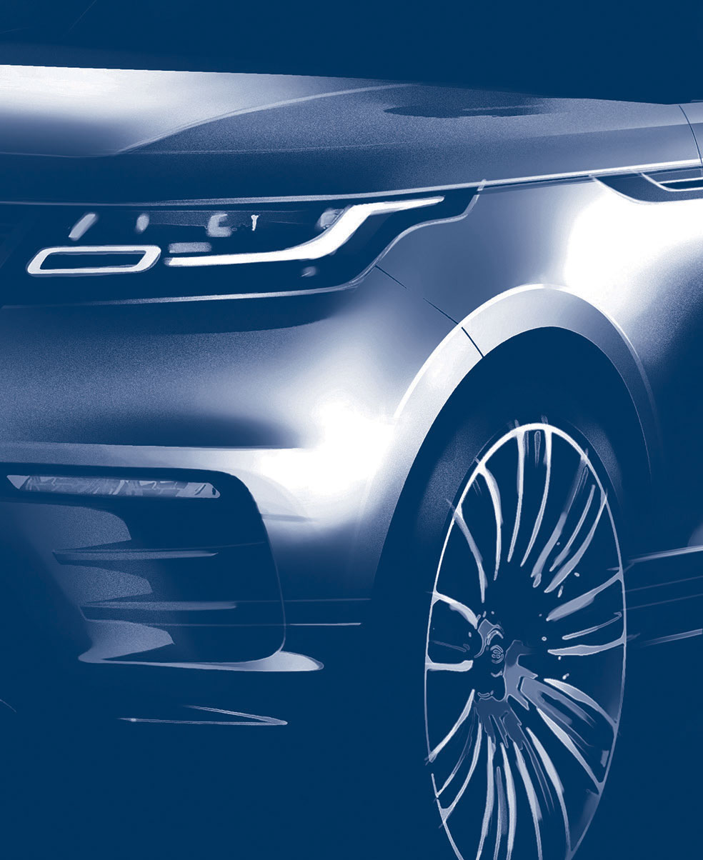 Introducing The All New Range Rover Velar Wallpaper
