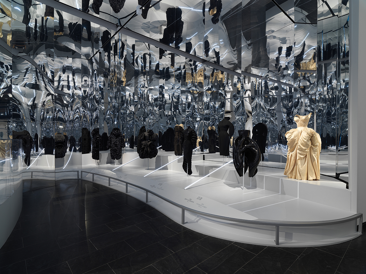 fashion exhibitions at The Met About Time