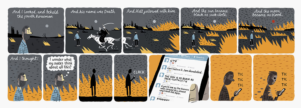 Armageddon, by Stephen Collins