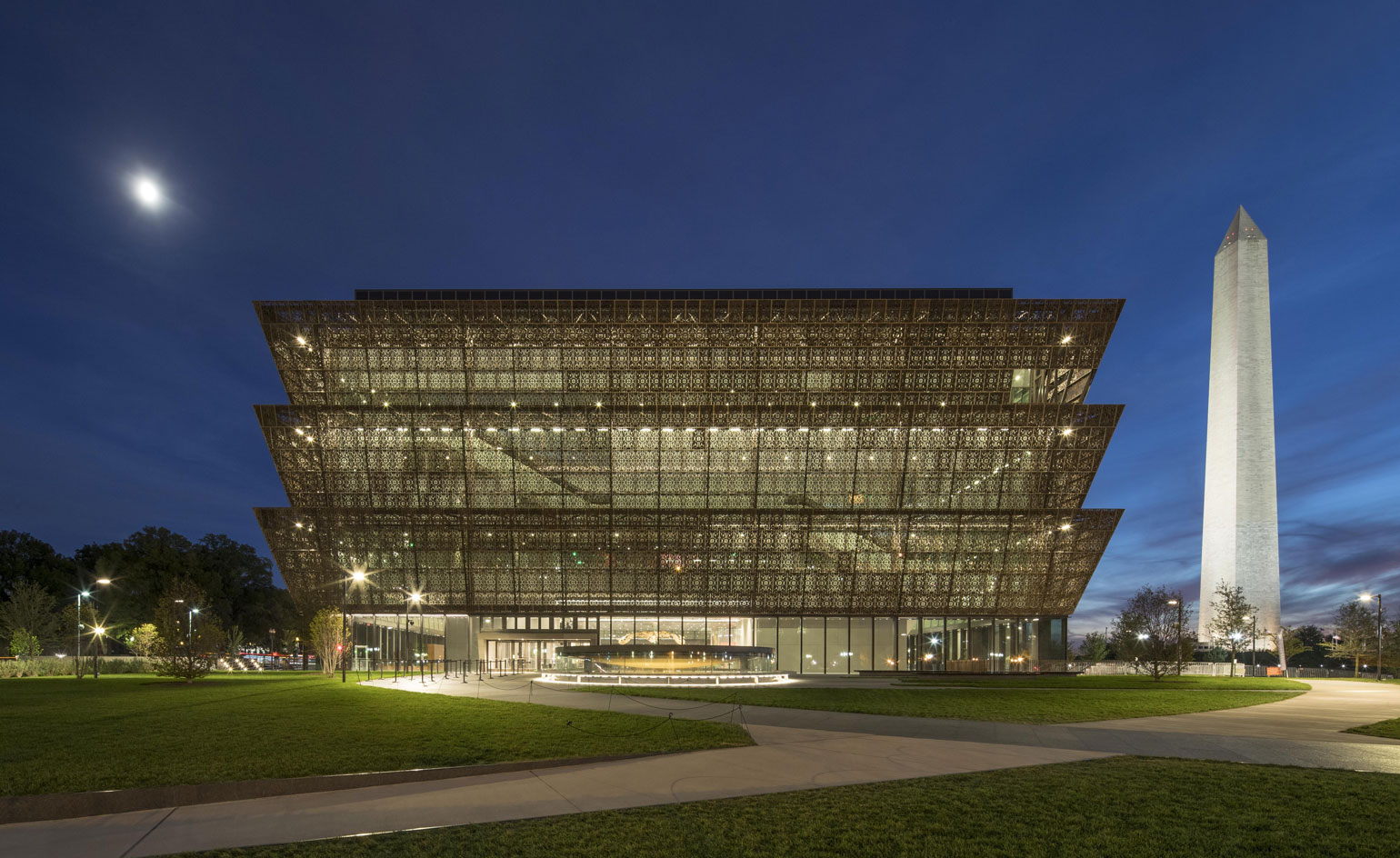 David Adjaye's museum wins Beazley Design Award | Wallpaper*