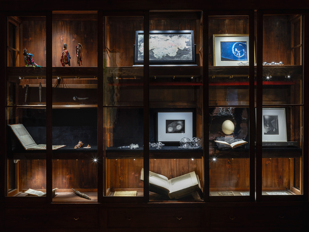Spiritual as ever axel vervoordt reflects on his final exhibition mariano fortunys cabinet with items from his personal collection photography jean pierre gabriel sisterspd