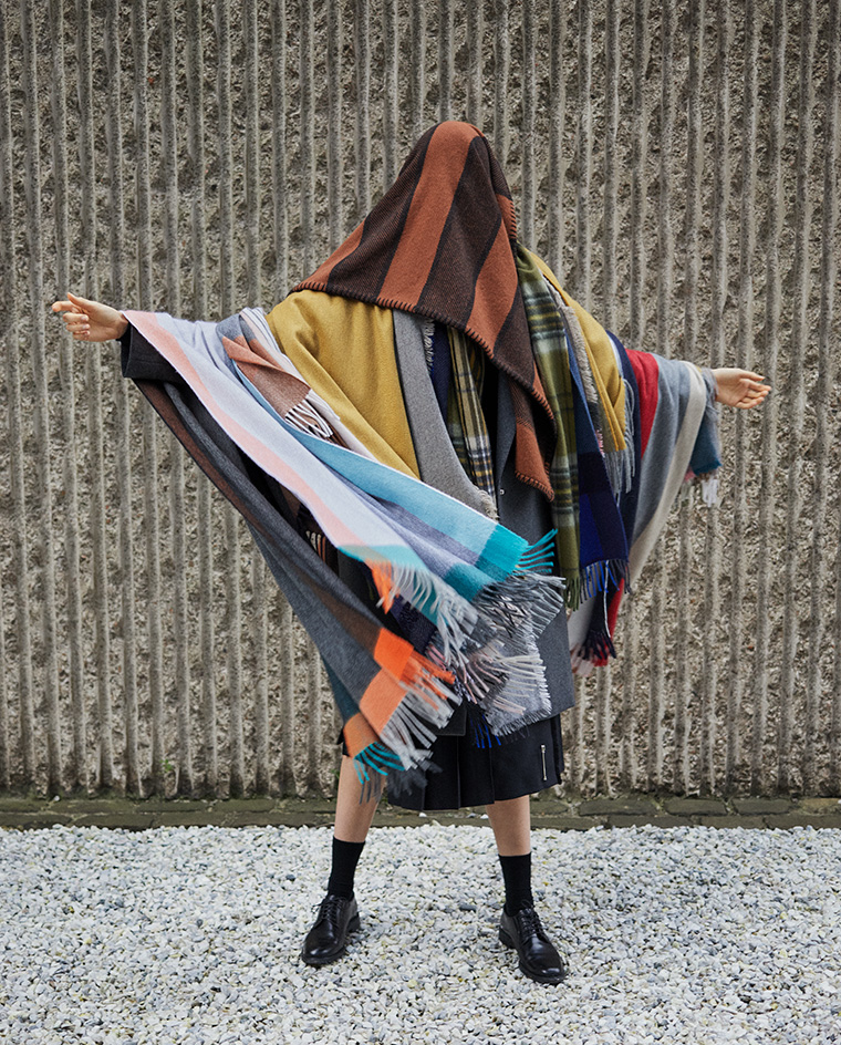 Blanket by Begg & Co