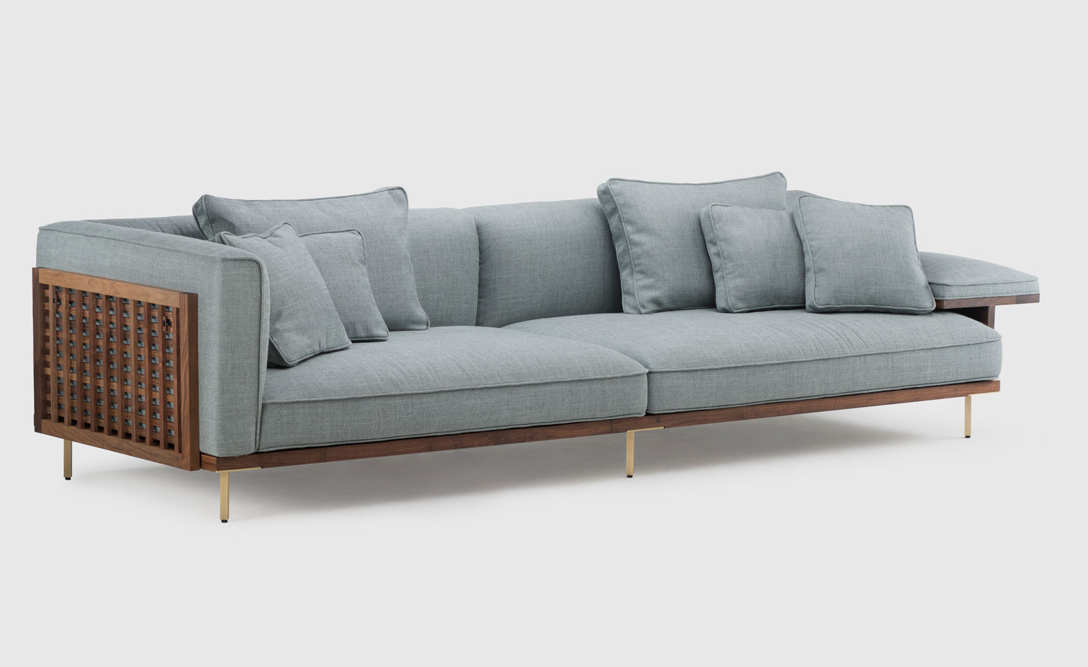 ... A Coveted List Of Talents: Luca Nichetto (sofa Pictured), Neri U0026 Hu,  Matthew Hilton And Jason Miller This Year. The Portuguese Furniture Brand  Aimed To ...