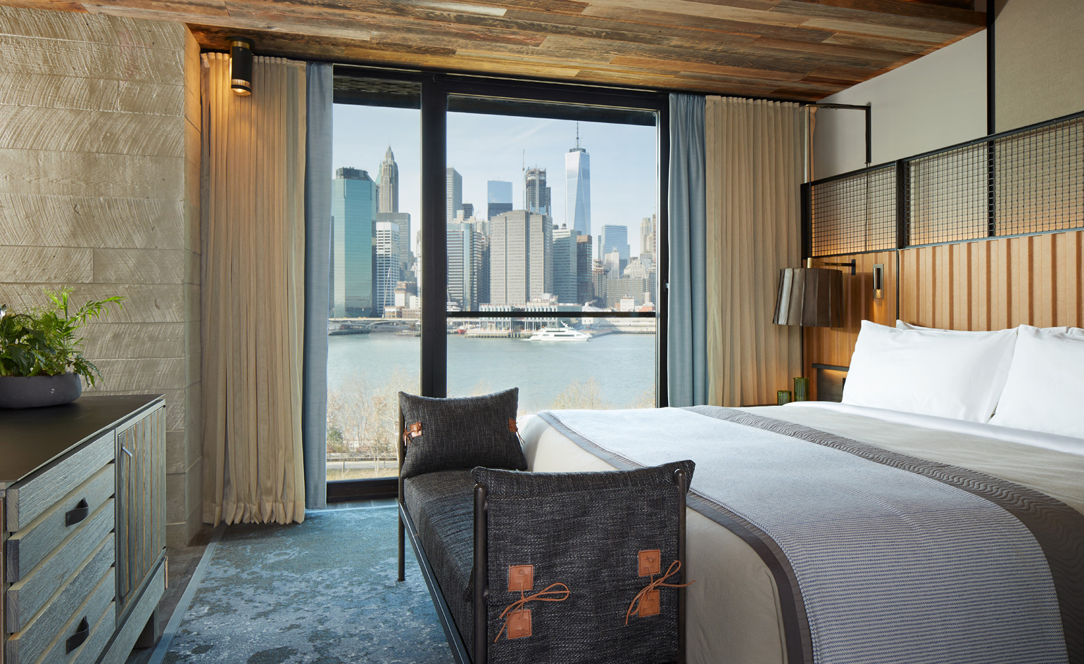 The 10 best brooklyn and queens boutique hotels for 2018 for Small luxury boutique hotels