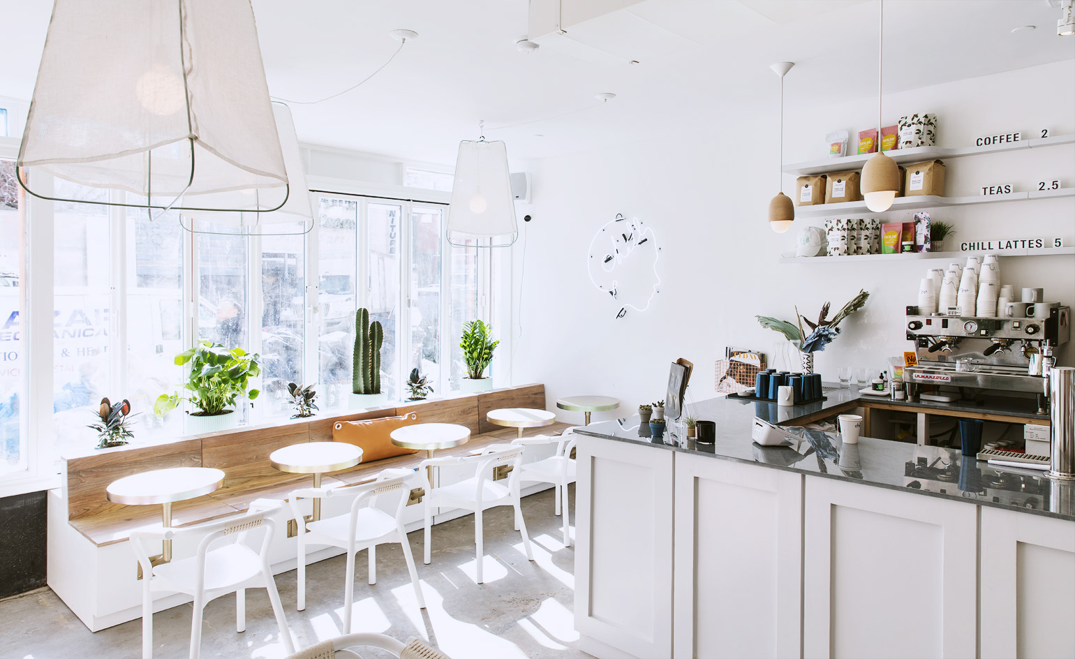 the best nyc coffee shops for architecture and design lovers