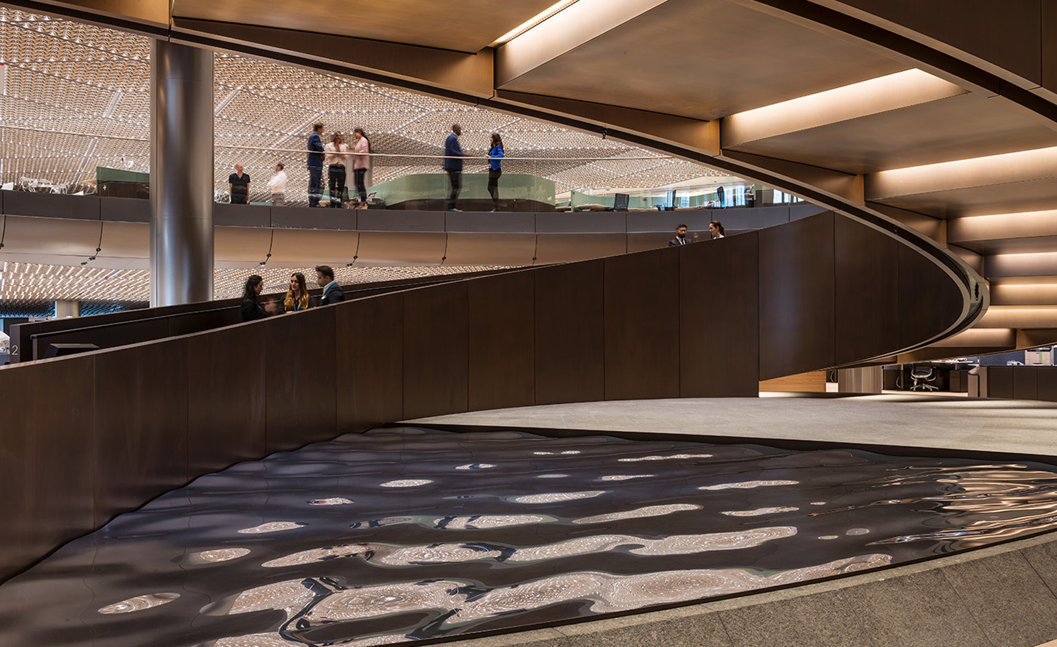 Bloomberg S New Hq Is The World S Most Sustainable Office