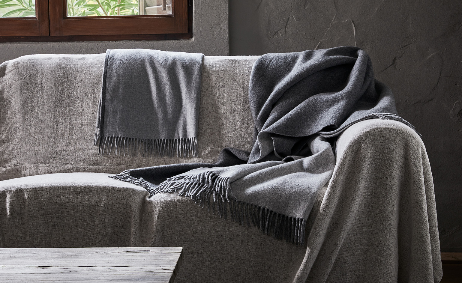 Blanket by Brunello Cucinelli