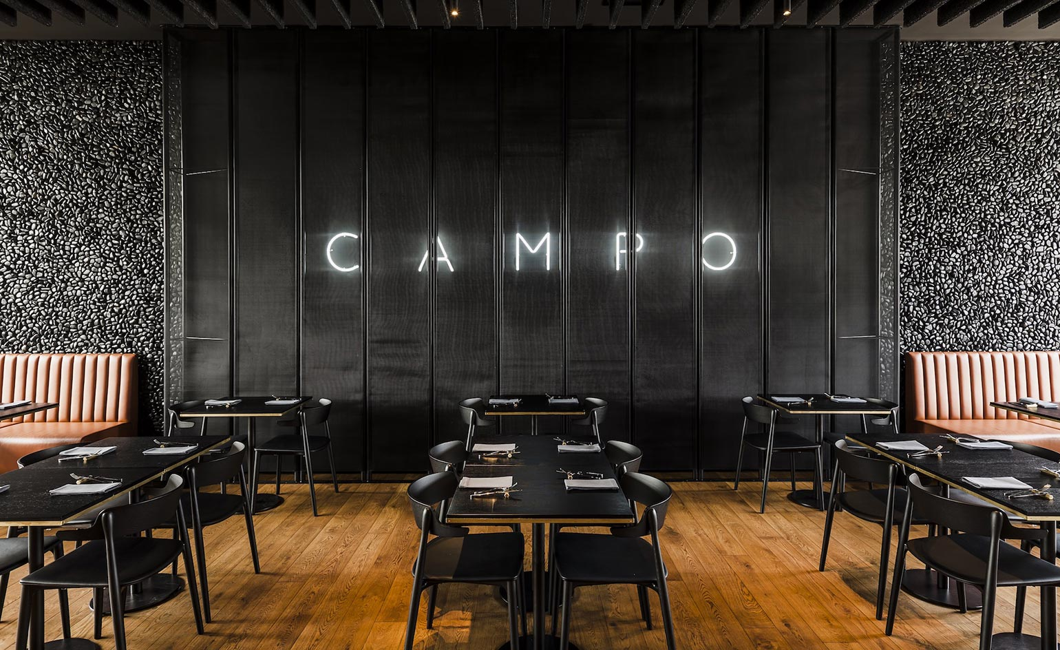 Campo modern grill restaurant review wroclaw poland