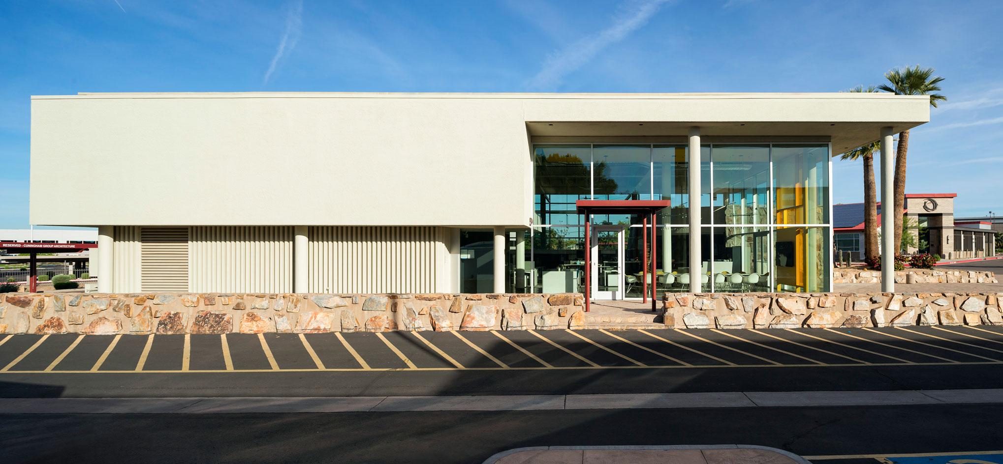 Cuningham Group Architecture move into a new Phoenix office