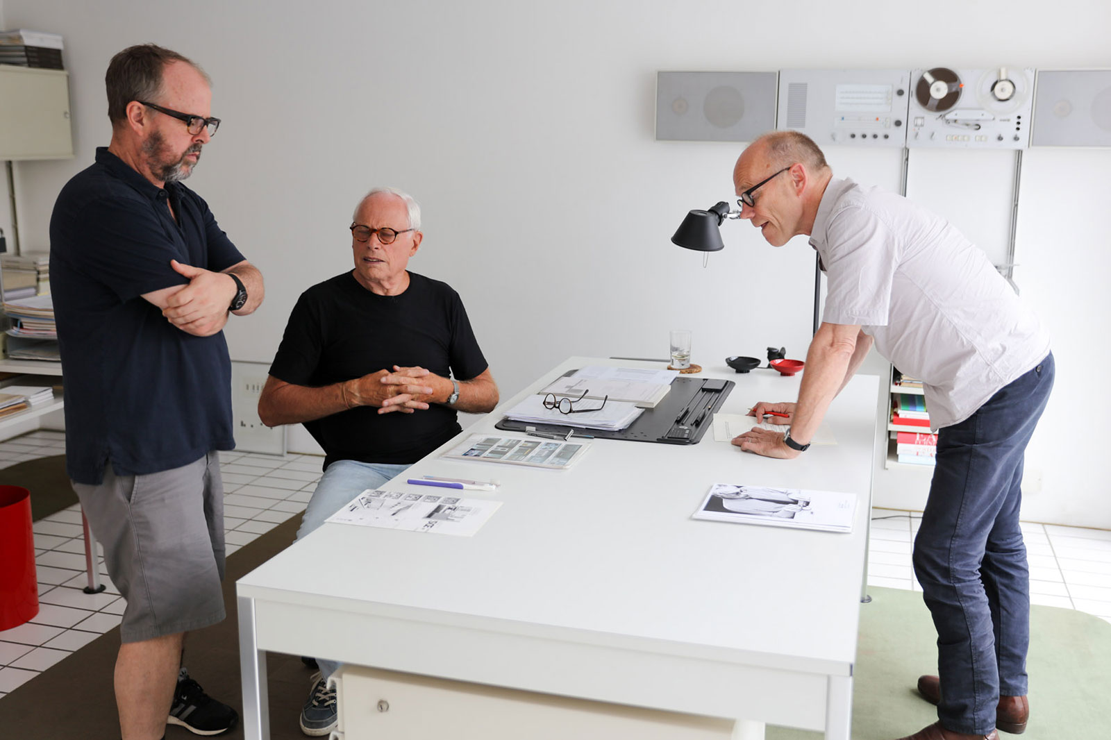 Gary Hustwit discusses his Dieter Rams documentary 'Rams'